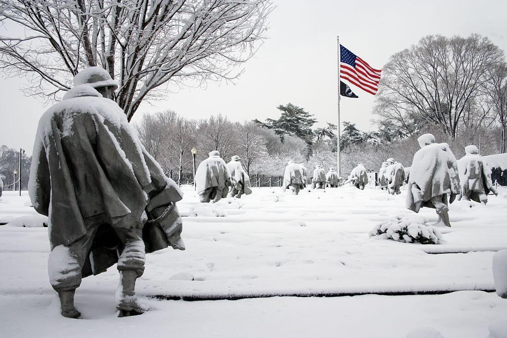 Korean War Memorial, Washington, D.C.